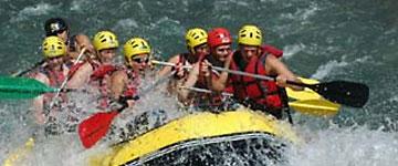 Rafting en Asturias con Aipol Aventura